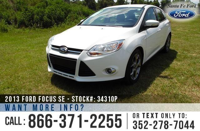 2013 Ford Focus SE - 41K Miles - Financing Available!