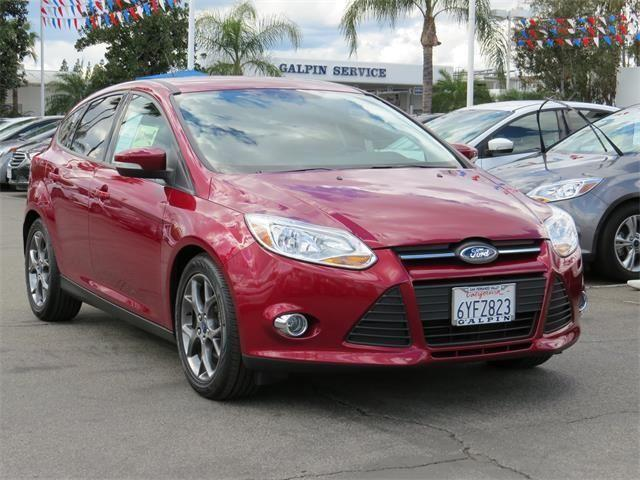 2013 ford focus se 4d hatchback se for sale in northridge california classified. Black Bedroom Furniture Sets. Home Design Ideas