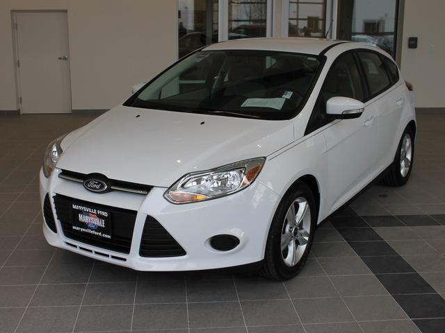 2013 ford focus se 4dr hatchback for sale in marysville washington classified. Black Bedroom Furniture Sets. Home Design Ideas