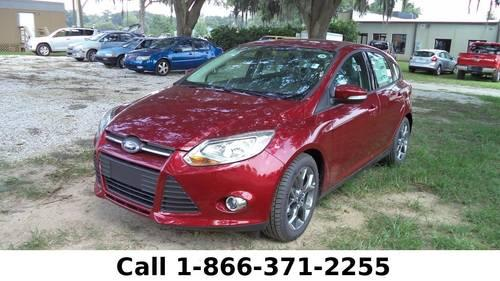 2013 Ford Focus SE - Leather Seats - Flex Fuel