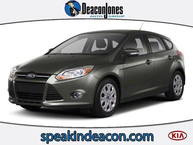 2013 Ford Focus SE SE 4dr Hatchback for Sale in Goldsboro, North ...