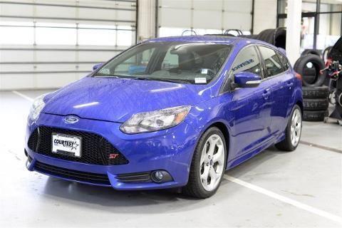 2013 ford focus st 4 door hatchback for sale in portland oregon classified. Black Bedroom Furniture Sets. Home Design Ideas
