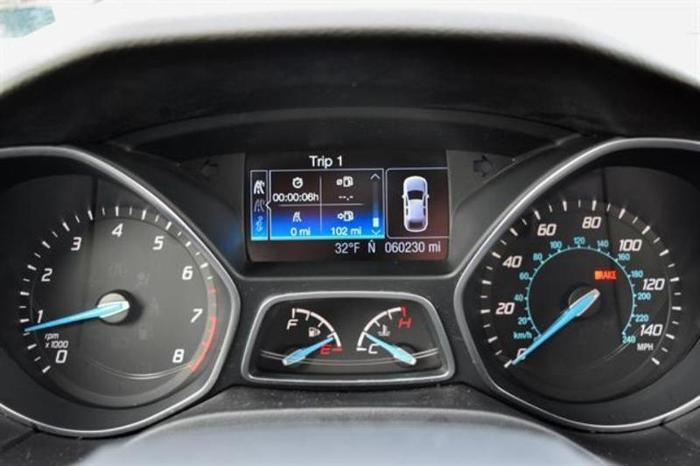 2013 Ford Focus Titanium Titanium 4dr Hatchback