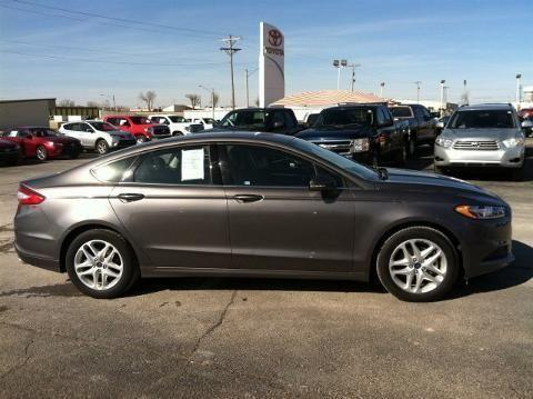 2013 Ford Fusion 4 Door Sedan For Sale In Independence