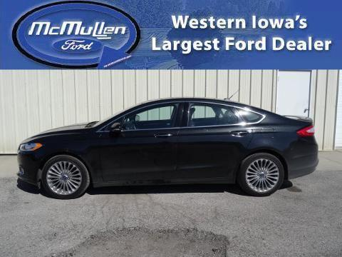2013 ford fusion 4 door sedan for sale in co bluffs iowa classified. Black Bedroom Furniture Sets. Home Design Ideas