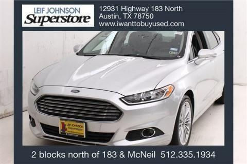 2013 ford fusion 4 door sedan for sale in buda texas classified. Black Bedroom Furniture Sets. Home Design Ideas