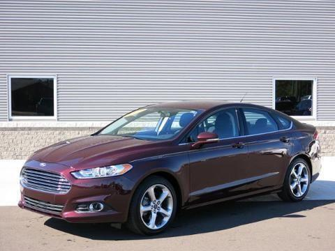 2013 ford fusion 4 door sedan for sale in paw paw michigan classified. Black Bedroom Furniture Sets. Home Design Ideas