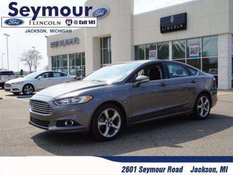 2013 ford fusion 4 door sedan for sale in jackson michigan classified. Black Bedroom Furniture Sets. Home Design Ideas