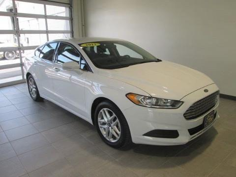 2013 ford fusion 4 door sedan for sale in goodview minnesota classified. Black Bedroom Furniture Sets. Home Design Ideas