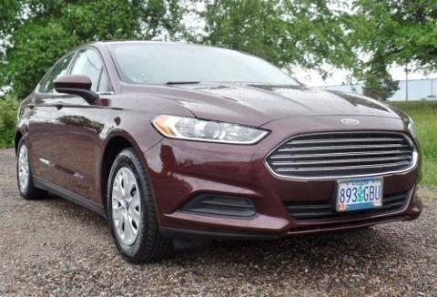 2013 ford fusion 4 door sedan for sale in albany oregon. Black Bedroom Furniture Sets. Home Design Ideas