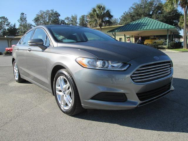 2013 ford fusion 4d sedan se for sale in lake city florida classified. Black Bedroom Furniture Sets. Home Design Ideas