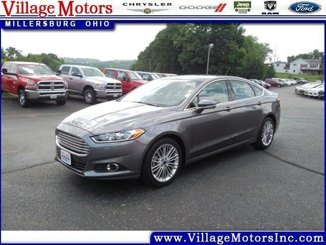 2013 ford fusion 4d sedan se for sale in becks mills ohio classified. Black Bedroom Furniture Sets. Home Design Ideas
