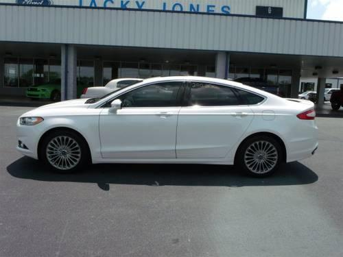 2013 ford fusion 4dr car titanium for sale in sweetwater tennessee classified. Black Bedroom Furniture Sets. Home Design Ideas
