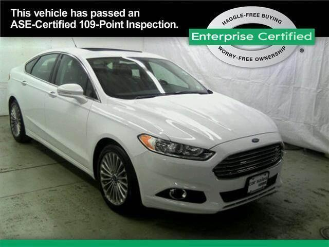 2013 ford fusion 4dr sdn titanium fwd 4dr sdn titanium fwd for sale in hazelwood missouri. Black Bedroom Furniture Sets. Home Design Ideas