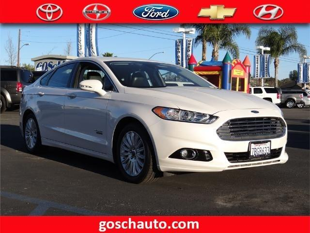 2013 ford fusion energi titanium titanium 4dr sedan for sale in hemet california classified. Black Bedroom Furniture Sets. Home Design Ideas
