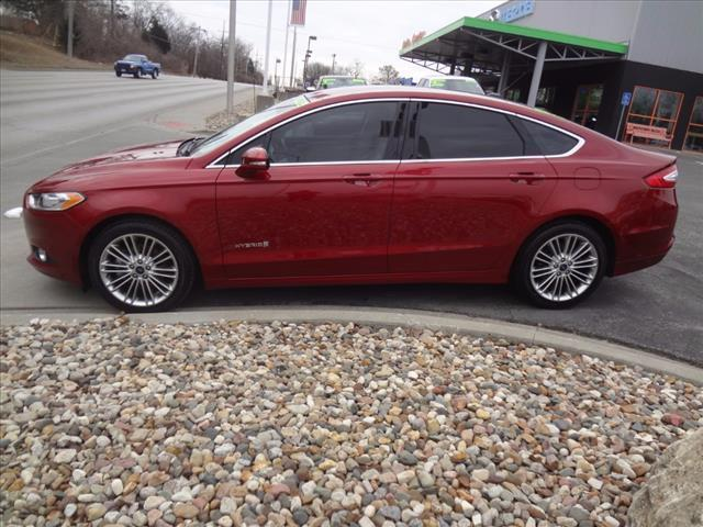 2013 Ford Fusion Hybrid Se Se 4dr Sedan For Sale In Kansas