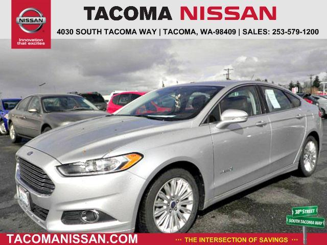 2013 ford fusion hybrid se se 4dr sedan for sale in tacoma washington. Cars Review. Best American Auto & Cars Review