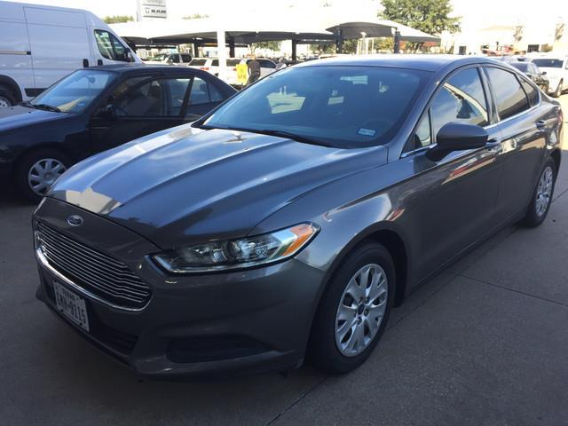 2013 Ford Fusion S S 4dr Sedan