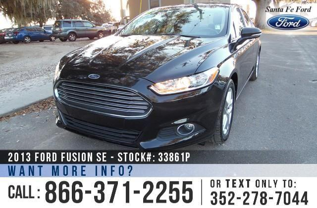 2013 Ford Fusion SE - 34K Miles - Finance Here!