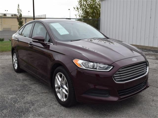 2013 ford fusion se 4dr sedan for sale in bowling green. Black Bedroom Furniture Sets. Home Design Ideas