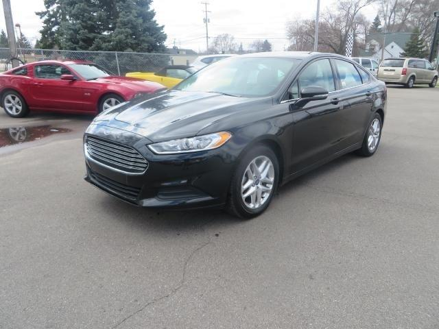 2013 ford fusion se 4dr sedan for sale in wyoming michigan classified. Black Bedroom Furniture Sets. Home Design Ideas