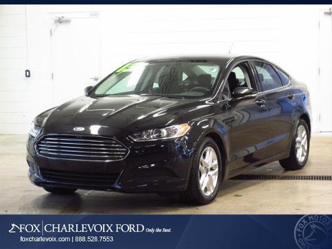 2013 ford fusion se charlevoix mi for sale in charlevoix michigan classified. Black Bedroom Furniture Sets. Home Design Ideas