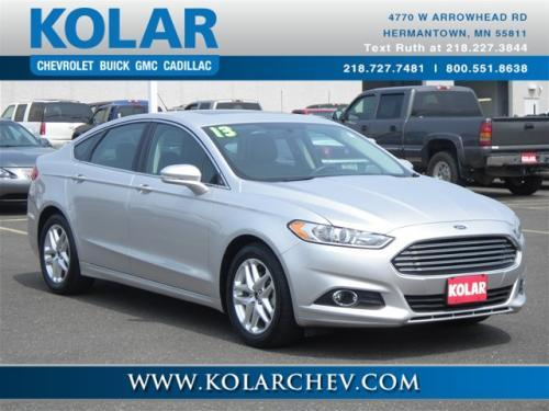 2013 ford fusion se duluth mn for sale in duluth minnesota classified. Black Bedroom Furniture Sets. Home Design Ideas