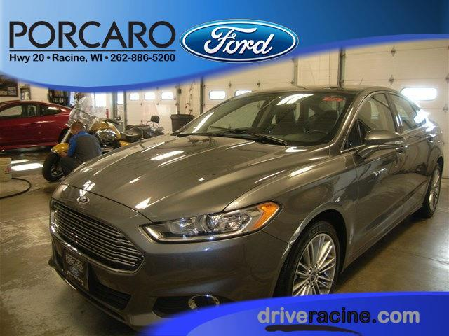 2013 ford fusion se se 4dr sedan for sale in racine wisconsin classified. Black Bedroom Furniture Sets. Home Design Ideas