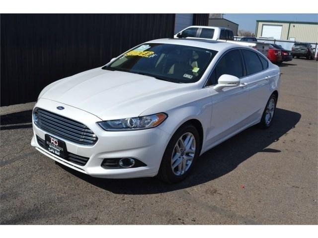 2013 ford fusion sedan 4dr sdn se fwd for sale in amarillo texas classified. Black Bedroom Furniture Sets. Home Design Ideas