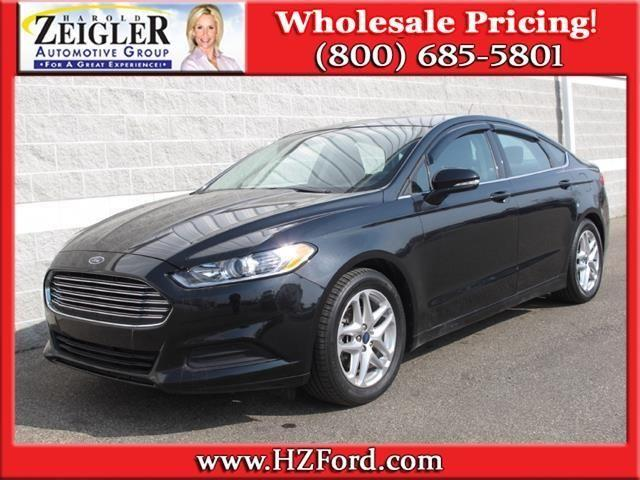 2013 ford fusion sedan se for sale in plainwell michigan classified. Black Bedroom Furniture Sets. Home Design Ideas