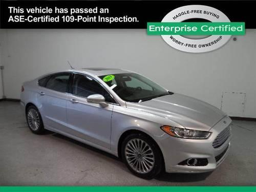 2013 ford fusion titanium sedan 4d for sale in hendersonville tennessee classified. Black Bedroom Furniture Sets. Home Design Ideas
