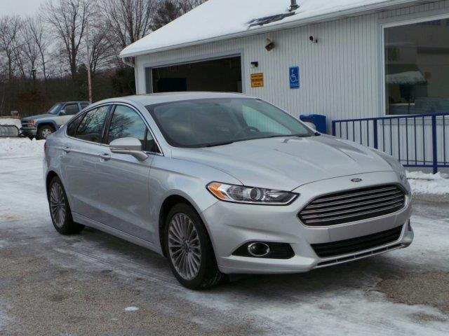 2013 ford fusion titanium titanium 4dr sedan for sale in meskegon. Cars Review. Best American Auto & Cars Review