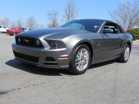 2013 ford mustang 2 door convertible for sale in mount airy north carolina classified. Black Bedroom Furniture Sets. Home Design Ideas