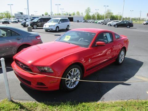 2013 ford mustang 2 door coupe for sale in terre haute indiana classified. Black Bedroom Furniture Sets. Home Design Ideas