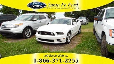 2013 FORD MUSTANG 2 DOOR COUPE