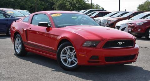 2013 ford mustang 2 door coupe for sale in richmond kentucky classified. Black Bedroom Furniture Sets. Home Design Ideas
