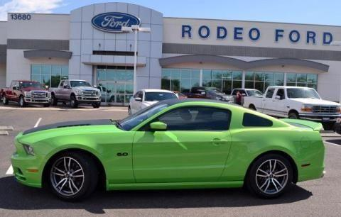 2013 ford mustang 2 door coupe for sale in goodyear. Black Bedroom Furniture Sets. Home Design Ideas