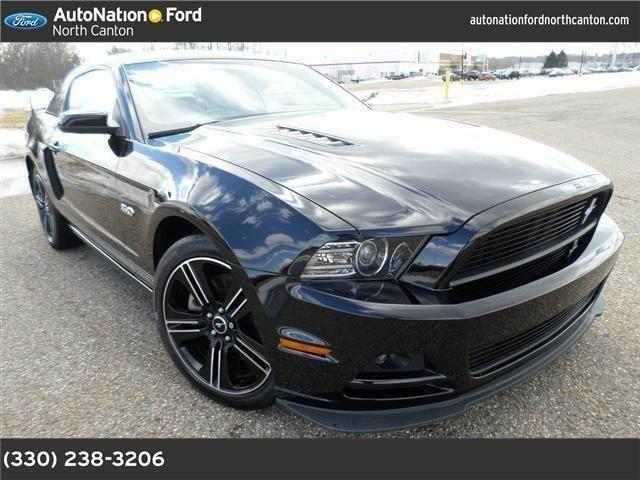 2013 ford mustang for sale in canton ohio classified. Black Bedroom Furniture Sets. Home Design Ideas