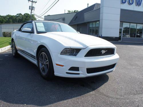 2013 ford mustang convertible v6 premium for sale in dover township new jersey classified. Black Bedroom Furniture Sets. Home Design Ideas