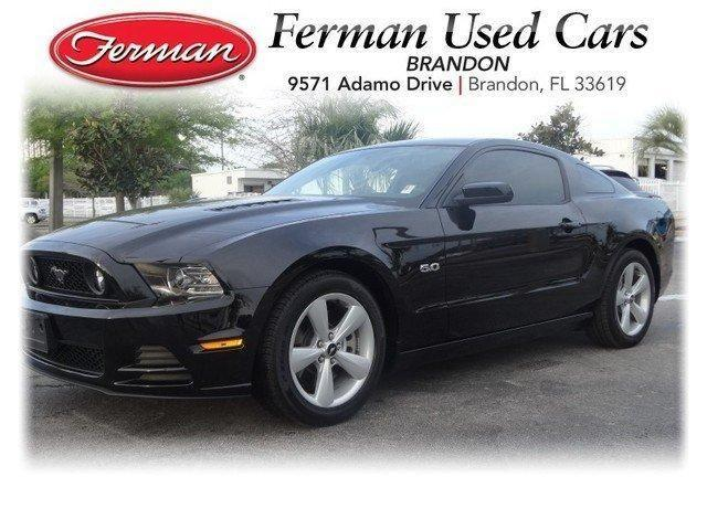 2013 ford mustang gt for sale in tampa florida classified. Black Bedroom Furniture Sets. Home Design Ideas