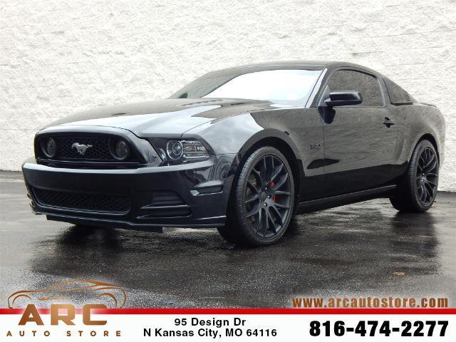 2013 ford mustang gt premium gt premium 2dr coupe for sale in kansas city missouri classified. Black Bedroom Furniture Sets. Home Design Ideas