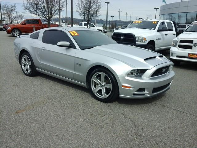 2013 ford mustang gt premium gt premium 2dr coupe for sale in spokane washington classified. Black Bedroom Furniture Sets. Home Design Ideas
