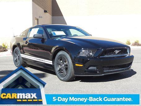 2013 Ford Mustang V6 V6 2dr Coupe