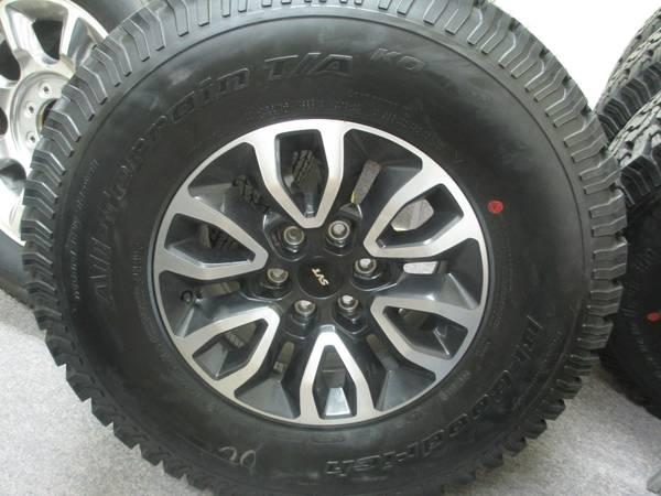 Ford Raptor For Sale >> 2013 FORD RAPTOR SVT WHEELS ON BF GOODRICH ALL TERAIN ...