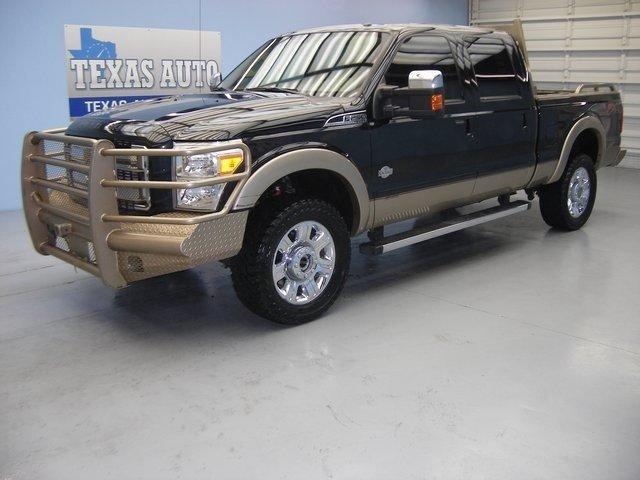2013 ford super duty f 250 srw 4x4 king ranch 4dr crew cab 8 ft lb pickup for sale in fondren. Black Bedroom Furniture Sets. Home Design Ideas