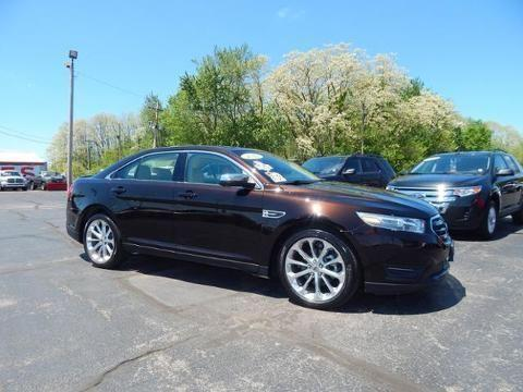 2013 ford taurus 4 door sedan for sale in chester indiana classified. Black Bedroom Furniture Sets. Home Design Ideas