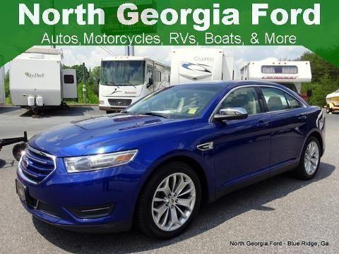 2013 ford taurus 4 door sedan for sale in blue ridge georgia classified. Black Bedroom Furniture Sets. Home Design Ideas