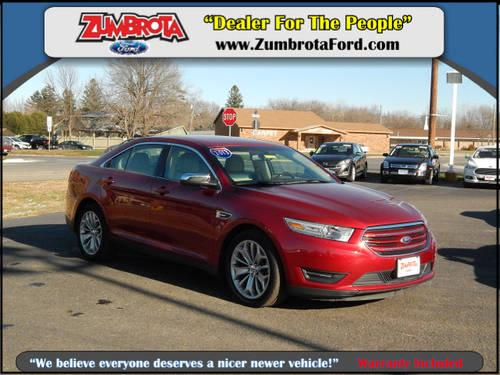 2013 ford taurus 4 dr sedan limited for sale in zumbrota minnesota classified. Black Bedroom Furniture Sets. Home Design Ideas