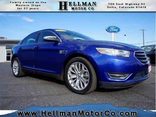 2013 Ford Taurus 4dr Car Limited