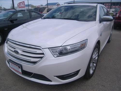 2013 ford taurus 4dr front wheel drive sedan limited limited for sale in grand forks north. Black Bedroom Furniture Sets. Home Design Ideas